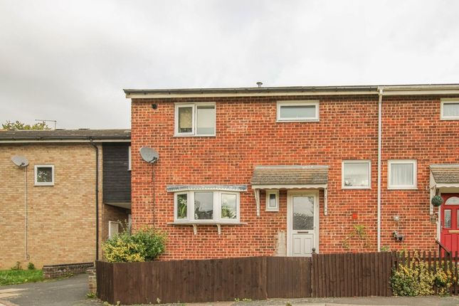 Thumbnail Terraced house to rent in Quendon Place, Haverhill