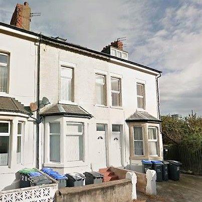 Studio to rent in Lowrey Terrace, Blackpool FY1
