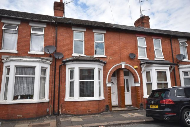 Thumbnail Terraced house to rent in Dundee Street, St James, Northampton