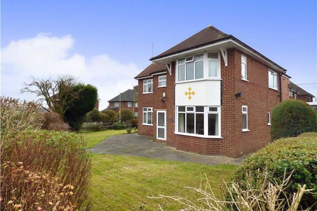 Thumbnail Detached house for sale in Caverswall Road, Weston Coyney, Stoke-On-Trent