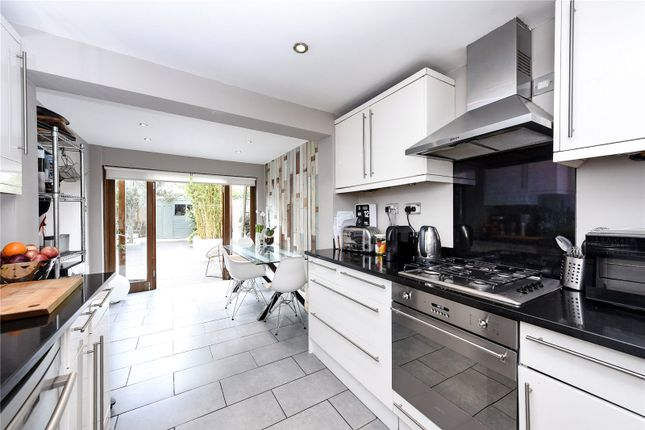 Thumbnail Terraced house for sale in Evesham Road, London