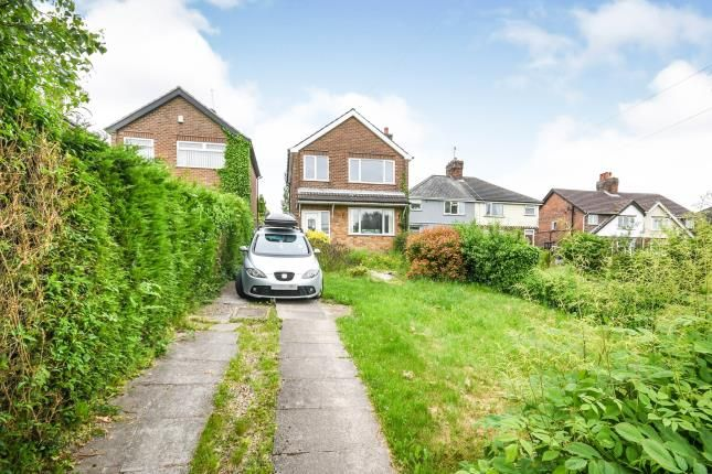 3 bed detached house for sale in Blackwell Road, Huthwaite, Nottinghamshire, Notts NG17