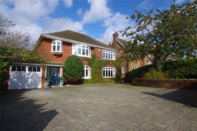 Thumbnail Detached house for sale in Okus Road, Old Town, Swindon, Wiltshire