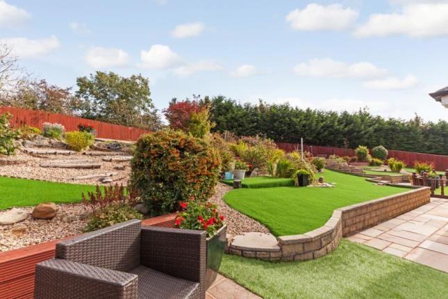 Rear Garden of Bowmore Crescent, Thorntonhall, South Lanarkshire G74