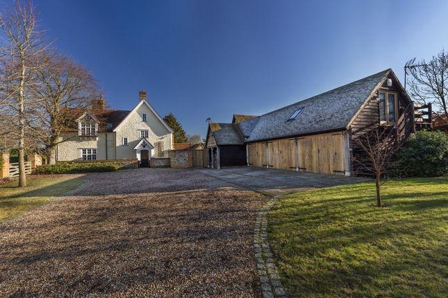 Thumbnail Detached house for sale in Beldams Lane, Bishop's Stortford