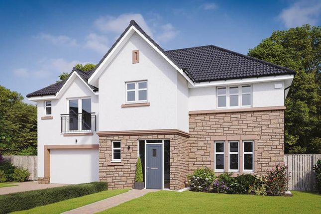 "Thumbnail Detached house for sale in ""The Kennedy"" at Methven Avenue, Bearsden, Glasgow"