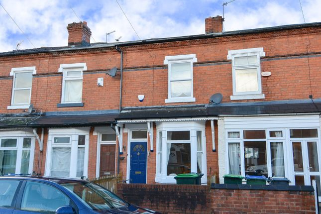 Thumbnail Terraced house for sale in Drayton Road, Bearwood