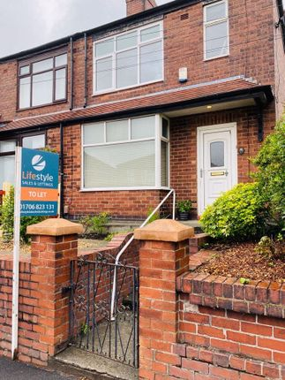Thumbnail Semi-detached house to rent in Berwyn Avenue, Middleton
