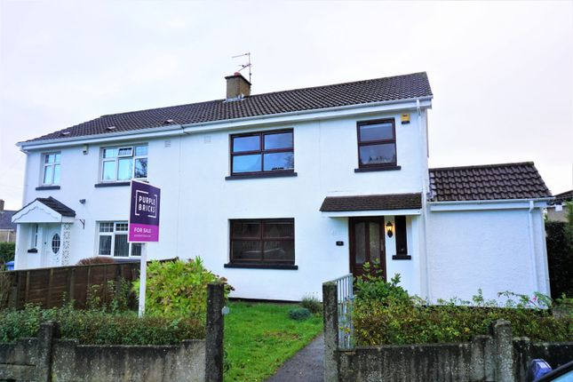 3 bed semi-detached house for sale in Northland Drive, Londonderry BT48