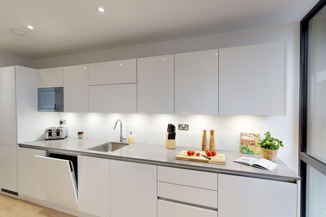 Kitchen of Forrester Way, London E15