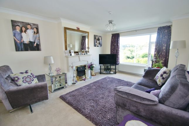 Thumbnail Semi-detached house for sale in Valestone Close, Hythe