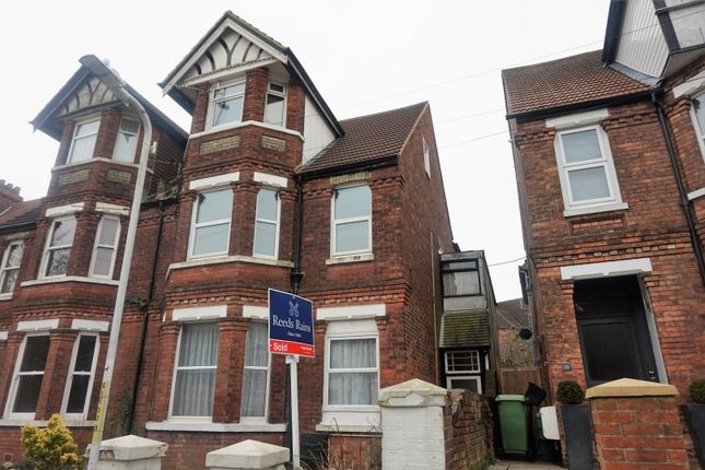 Thumbnail Flat for sale in St. Johns Church Road, Folkestone