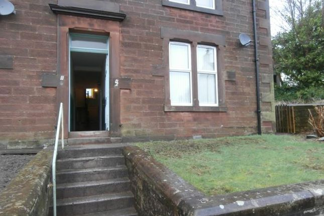 Thumbnail Terraced house to rent in Rotchell Road, Dumfries