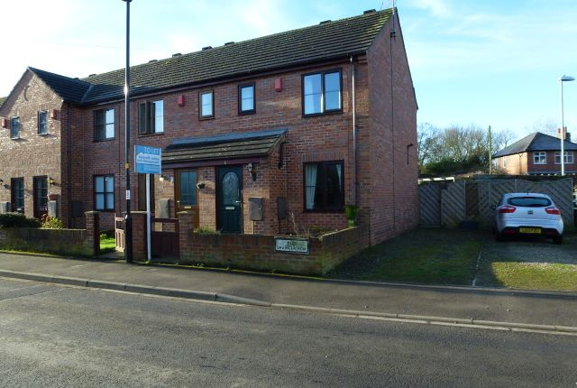 Thumbnail Terraced house to rent in Grainger Row, Low Mill Estate, Ripon