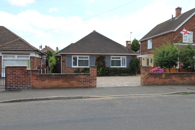 Thumbnail Detached bungalow to rent in Briar Gate, Long Eaton, Nottingham