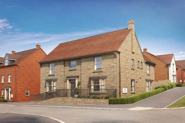 """Thumbnail Detached house for sale in """"Earlswood"""" at Tingewick Road, Buckingham"""