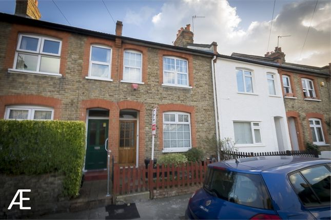 Thumbnail Terraced house to rent in Alexander Road, Chislehurst, Kent