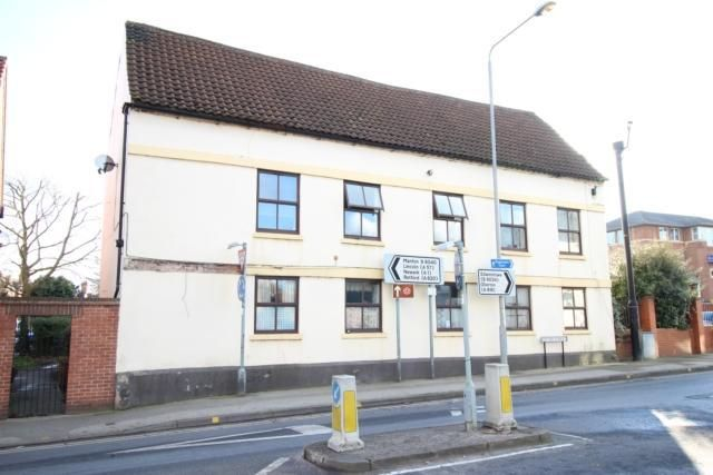 Thumbnail Flat to rent in Potter Street, Worksop