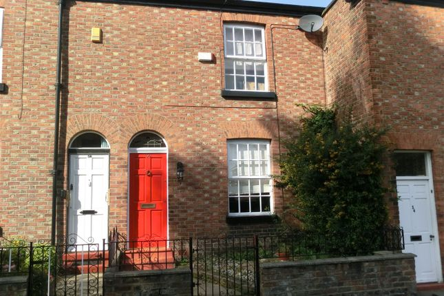 Thumbnail Terraced house to rent in New Street, Altrincham