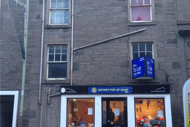 Thumbnail Office to let in 1-5 West High Street, Forfar