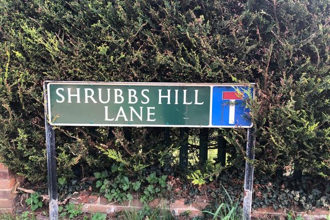 Thumbnail Cottage to rent in Shrubbs Hill Lane, Sunningdale