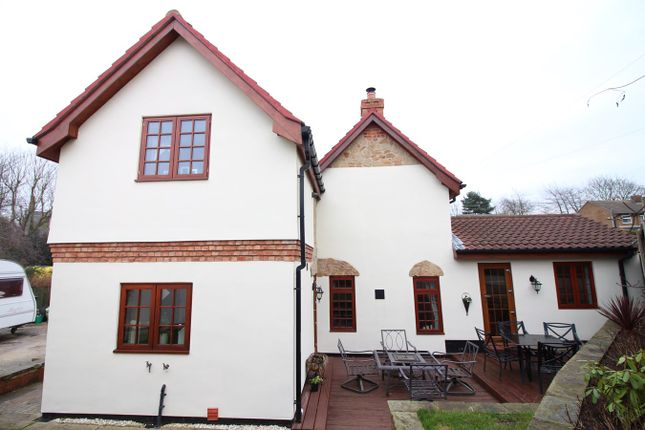 Thumbnail Detached house for sale in Swingate, Kimberley, Nottingham