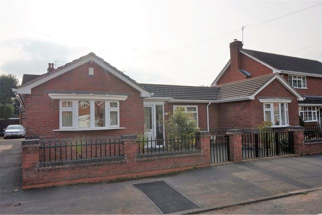 Thumbnail Detached bungalow for sale in Water Street, Kingswinford