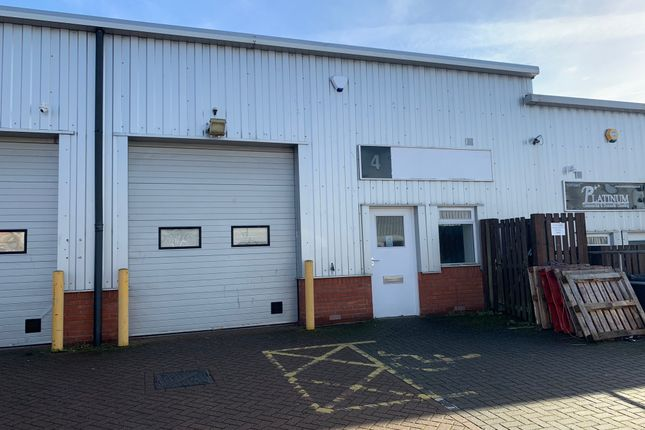 Thumbnail Industrial to let in Unit 4 Olympus Close, Ipswich