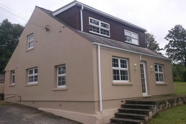 Thumbnail Detached bungalow to rent in Old Hakin Road, Haverfordwest
