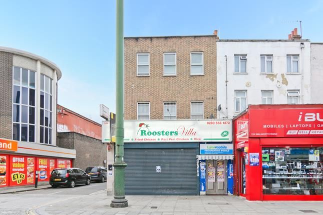 Thumbnail Restaurant/cafe to let in 326, Walworth Road, London