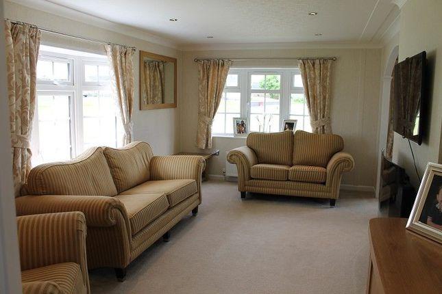 Lounge of Dinwoodie Lodge Park Johnstonebridge, Lockerbie, Dumfriesshire. DG11