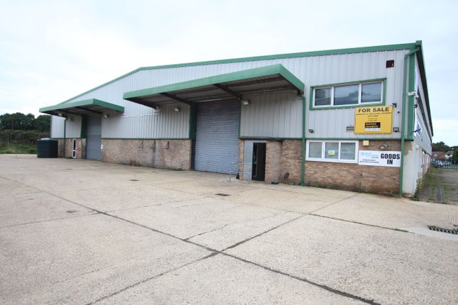 Thumbnail Industrial to let in Unit 1 Bordon Trading Estate, Oakhanger Road, Bordon