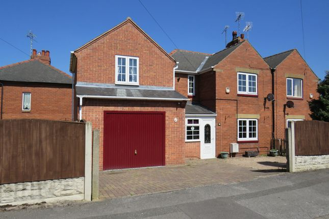 Thumbnail Semi-detached house for sale in Wordsworth Avenue, Mansfield Woodhouse, Mansfield