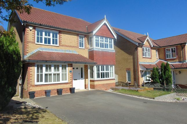 Thumbnail Detached house to rent in Harry Pay Close, Kennington, Ashford