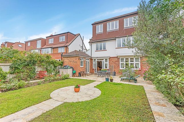 Thumbnail Semi-detached house for sale in Hertford Avenue, East Sheen