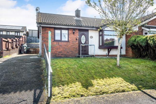 Thumbnail Semi-detached bungalow for sale in Mackworth Drive, Cimla, Neath
