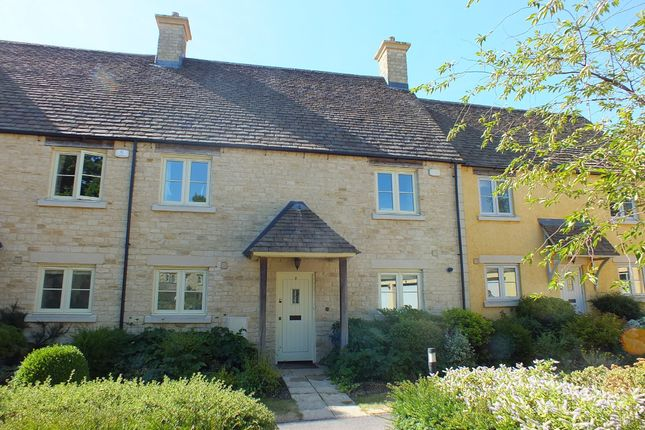 Thumbnail Terraced house for sale in Somerford Road, Cirencester