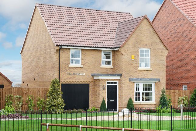"Thumbnail Detached house for sale in ""Millford"" at Sandbeck Lane, Wetherby"