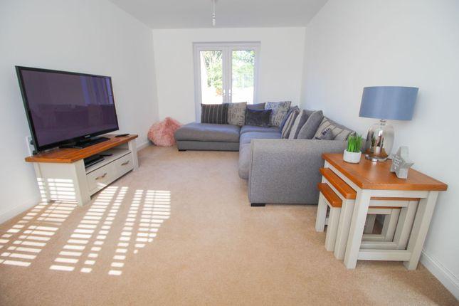 Living Room of Benjamin Bevin Road, Crick NN6