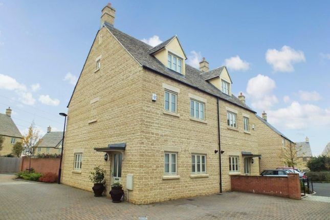 Thumbnail Semi-detached house to rent in Buncombe Way, Cirencester