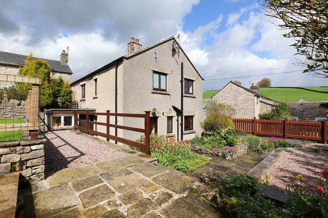 Thumbnail Semi-detached house for sale in Gordon Road, Tideswell, Buxton