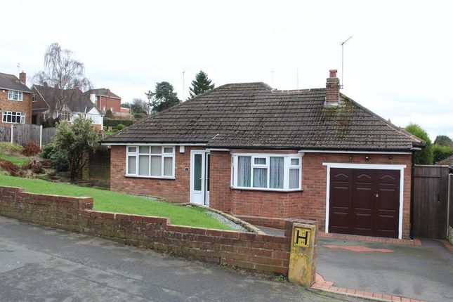 Thumbnail Detached bungalow for sale in The Portway, Kingswinford