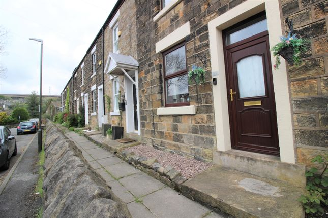 3 bed terraced house for sale in Greenfield Street, Hadfield, Glossop SK13