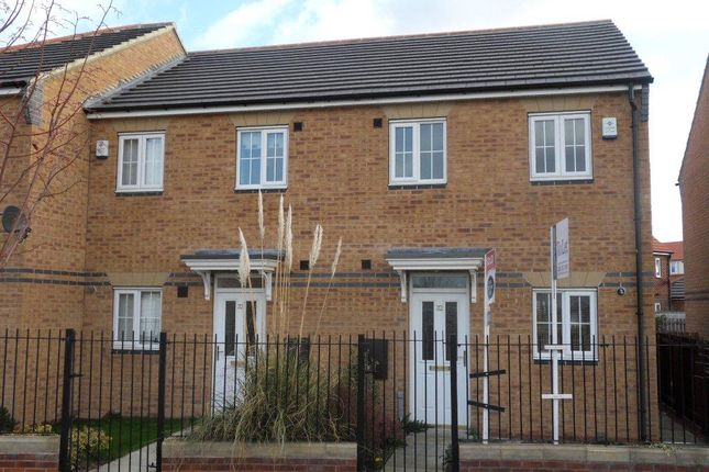 2 bed detached house to rent in Monarch Court, Longbenton, Newcastle Upon Tyne NE12