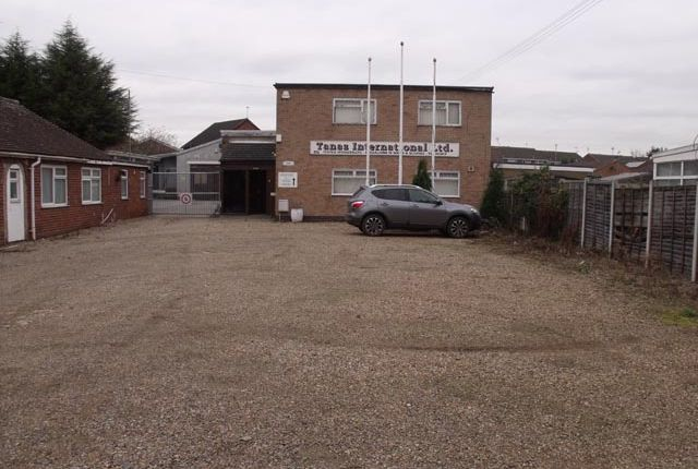 Thumbnail Light industrial for sale in Humberstone Lane, Leicester