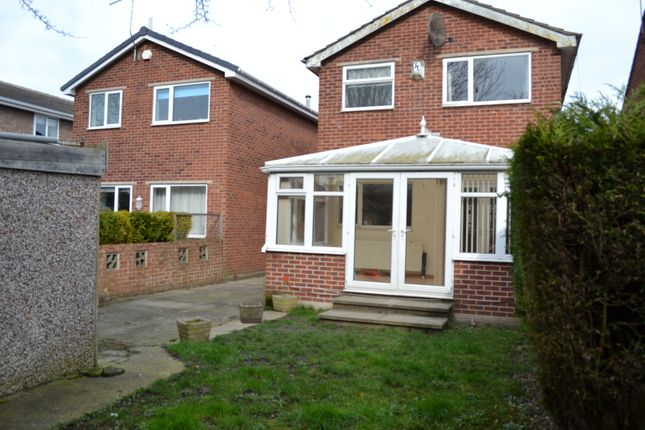 Thumbnail Detached house to rent in Ashbourne Road, Sheffield