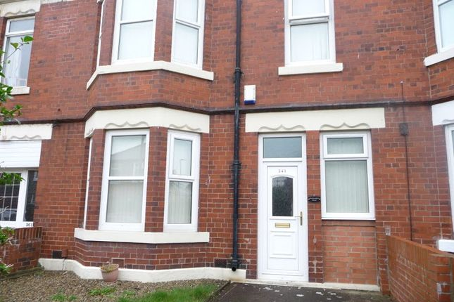Thumbnail Detached house to rent in Rothbury Terrace, Heaton, Newcastle Upon Tyne