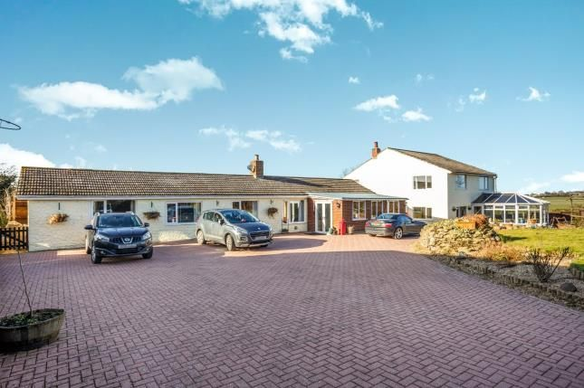 Thumbnail Detached house for sale in Long Lane, Mumby, Alford, Lincolnshire