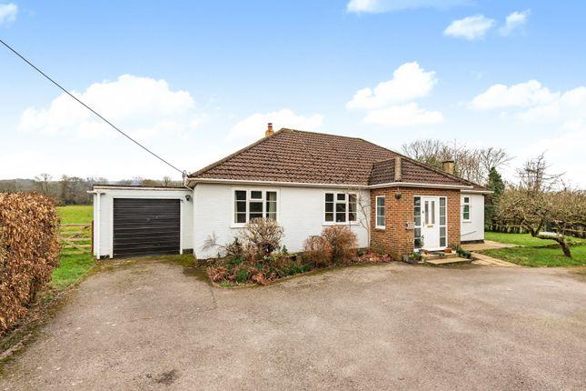 Thumbnail Detached bungalow for sale in Storrington Road, Pulborough, West Sussex
