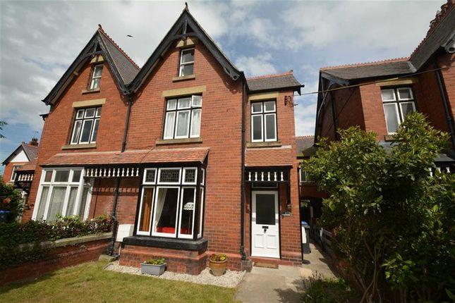 Thumbnail Semi-detached house for sale in St. Asaph Road, Trefnant, Denbigh